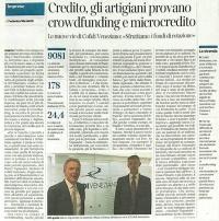 dal Corriere del Veneto, parla il direttore Vignandel